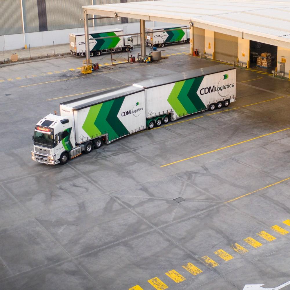 CDM Logistics warehouse